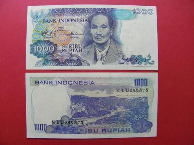 1.000 Rupiah 1980 Indonesia - P1119 - UNC - /X106/