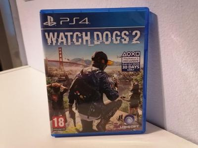 WATCH DOGS 2 - PS4 - PLAYSTATION 4