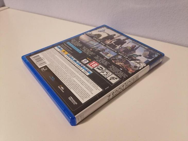 WATCH DOGS 2 - PS4 - PLAYSTATION 4 - Hry