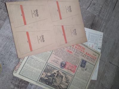 Staré dokumenty