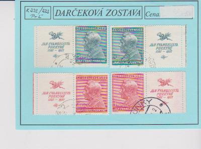 Výpredaj - Séria č . K 322 - 323  Ľ + P  !!!