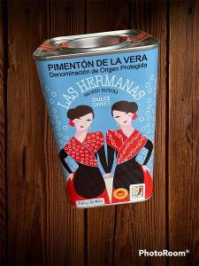 Mletá uzená paprika - sladká - Španělsko - 750 g