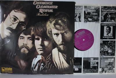 Creedence Clearwater Revival – Pendulum LP 1971 vinyl Germany 1.press
