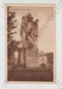 Domažlice, pomník svobody