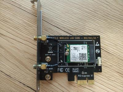 Ziyituod WiFi 6 ax200ngw Bluetooth5.0 PCIe WiFi Card