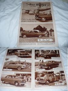 1953 Aero Willys USA