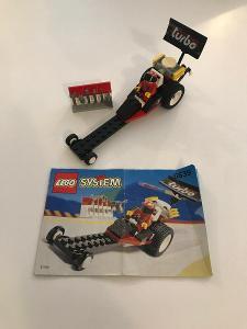 Lego 6639 Systém/City, Bugina z 90 let