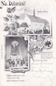 DOBENÍN - KOSTEL - OKÉNKOVÁ -192-SQ79