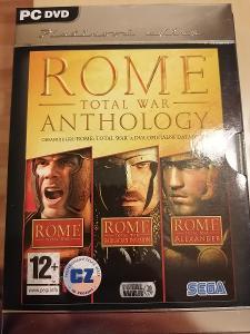 Rom Total War platinova edice