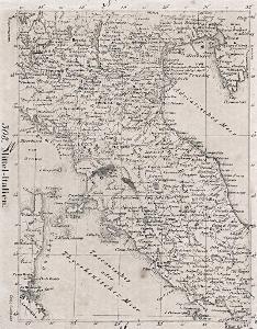 Mittel Italien, Neue Bilder.., litografie , 1837