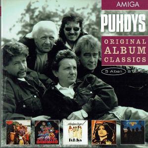 Puhdys - Original Album Classics (5CD)