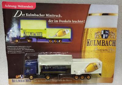 Reklamní pivní kamion - Kulmbacher