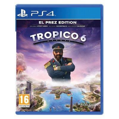 PS4 Tropico 6 (El Prez Edition)
