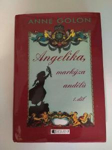 Angelika, markýza andělů-  Anne Golon