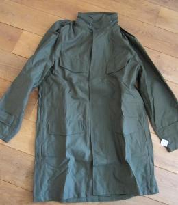 Vojenská bunda , nenošená, uloženka,belgická arm. , vel S 46-48