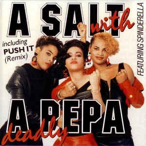 CD Salt 'N' Pepa – A Salt With A Deadly Pepa