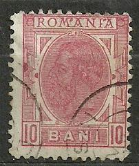 Rumunsko - Mi.č.  133 -  ražená