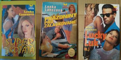 3x Lenka Lanczová