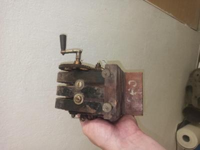 elektro strojek telefonní stroj přístroj telefon první republika