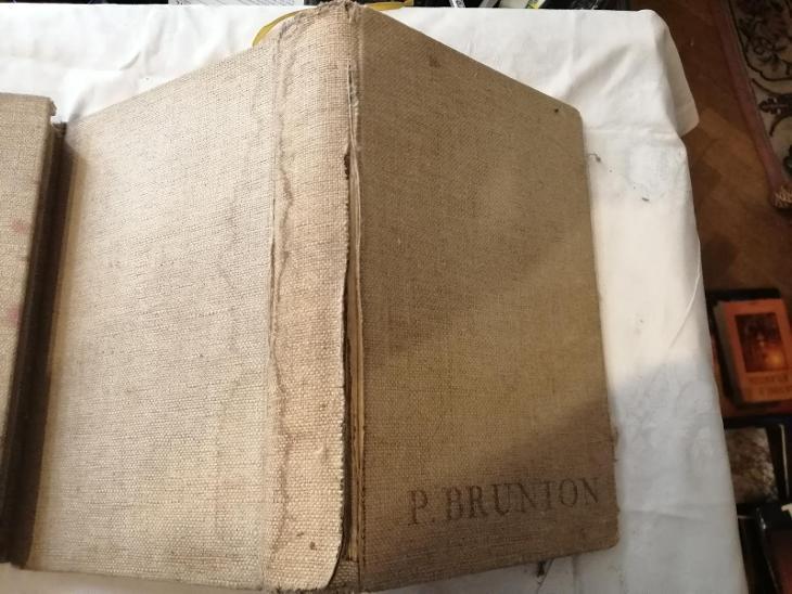 Paul Brunton - Skrytá nauka za jógou 1 - 2 díl - Knihy