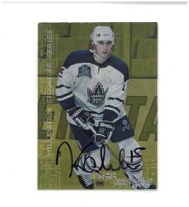 Tomáš Kaberle - Toronto Maple Leafs - autographed