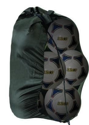 Sedco Fotbalové míče PARK 4 SET 6ks + nylonová síť