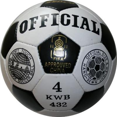Sedco Fotbalový míč OFFICIAL KWB32 vel.4