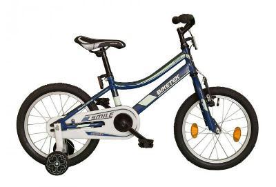 Koliken Biketek Smile modré 16 dětské kolo