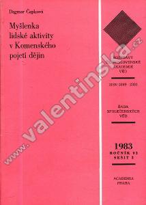 Myšlenka lidské aktivity v Komenského pojetí dějin (Ko