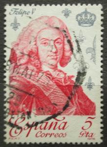 Španělsko 1978 Král Filip V. Španělský Mi# 2388 0620