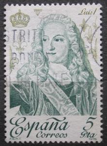 Španělsko 1978 Král Ludvík I. Španělský Mi# 2389 0620