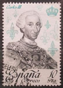 Španělsko 1978 Král Karel III. Španělský Mi# 2391 0621