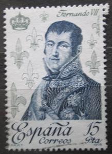 Španělsko 1978 Král Ferdinand VII. Mi# 2393 0621