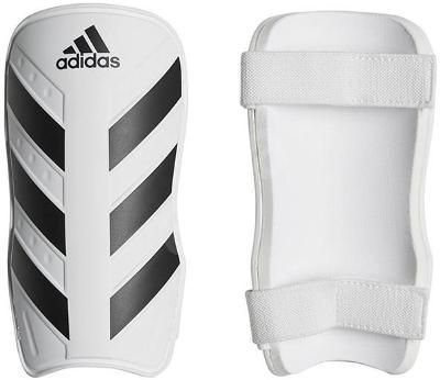 Fotbalové chrániče Adidas Everlite vel. S white