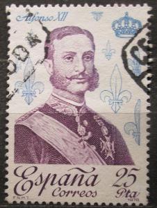 Španělsko 1978 Král Alfons XII. Mi# 2395 0621