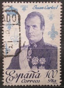 Španělsko 1978 Král Juan Carlos I. Mi# 2397 0621