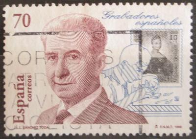 Španělsko 1998 José Luis López Sánchez-Toda Mi# 3390 0622