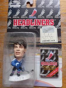 1996 Headliners NHL figurka Jaromír Jágr