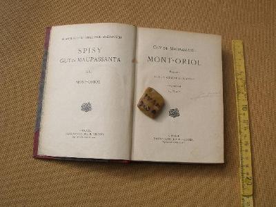 GUY DE MAUPASSANT: MONT-ORION.  1886