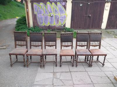 starožitne židle