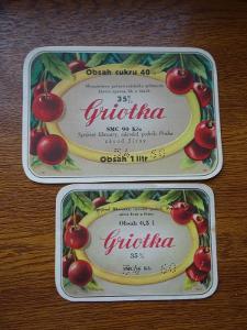 ETIKETA - GRIOTKA