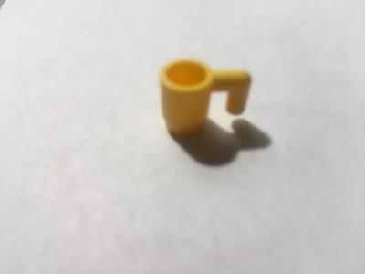 Lego hrnek zluty