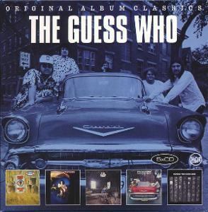 5 CD Guess Who - Original Album Classics (1969 - 1972)