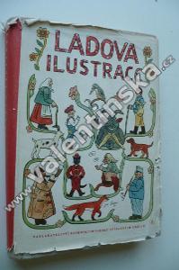 Ladova ilustrace (Josef Lada)