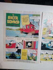 Časopis, Kačer Donald z roku 1998, bez obálky