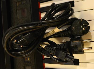 Napájecí kabel pro notebooky 0.75m