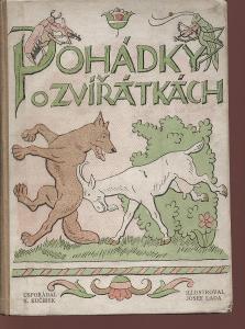 Pohádky o zvířátkách (ilustrace Josef Lada)