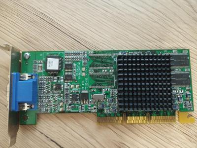 Starou grafickou kartu - AGP - Ati Rage 128 ultra