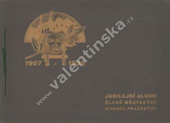 Jubilejní album členů Městských divadel pražských