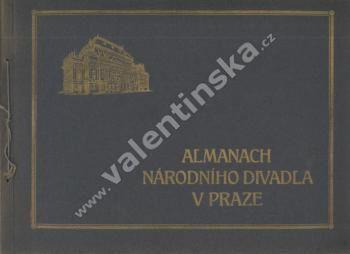 Almanach Národního divadla v Praze, 1929